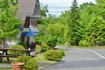山中湖のログホーム