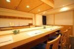 湯島の寿司店